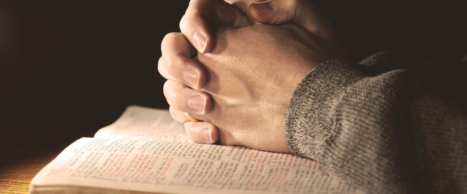 prayer scripture study ponder